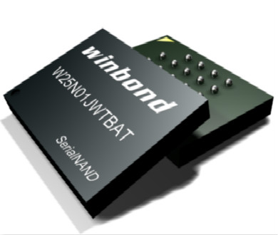 Winbond becomes the world's largest supplier of Nor Flash? - 絵