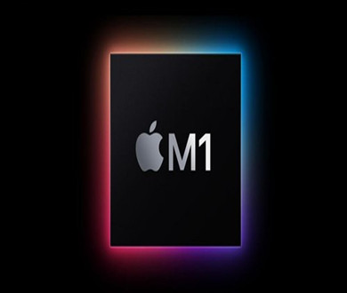 Apple's M1 chip orders account for 25% of TSMC's 5nm process capacity. - 絵